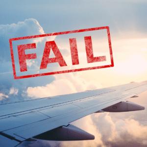 Unser schlimmster Flug und was du daraus lernen kannst