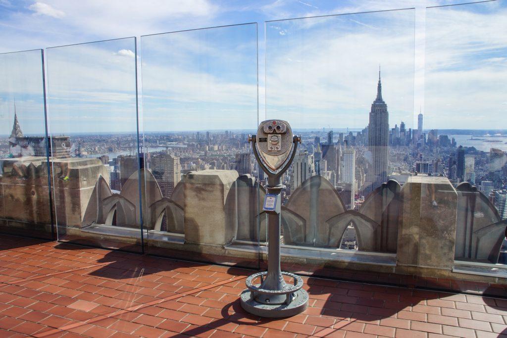 Rockefeller Center und Top of the Rock