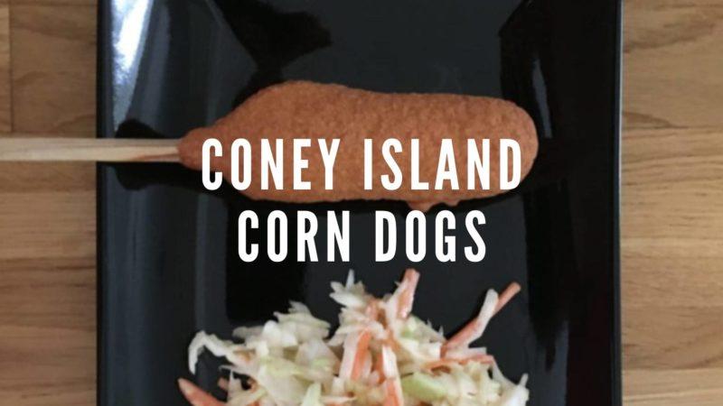 Partyhit: Coney Island Corn Dogs