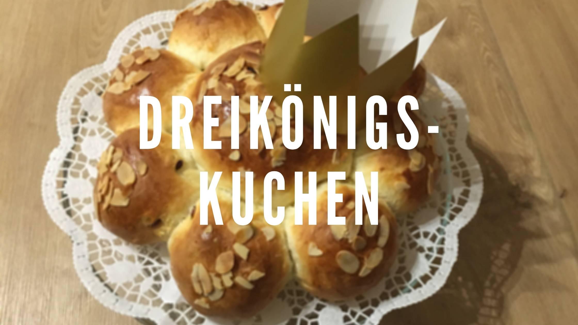 Dreikönigskuchen à la Schweiz