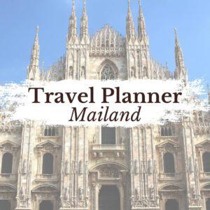 Travel Planner: Mailand